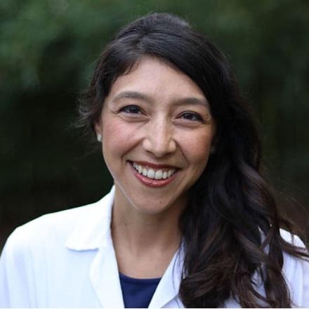 Headshot of Dr April Calderon of Euphora Health Cedar park