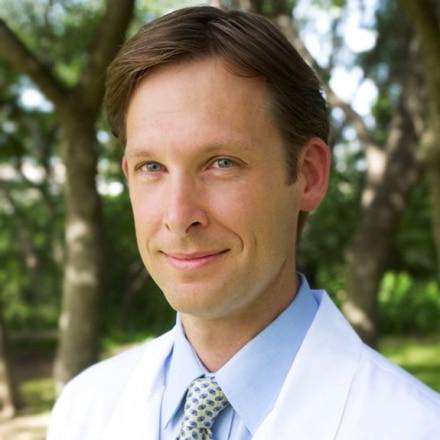 Headshot of Dr Chris Larson of Euphora Health Austin