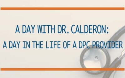 A Day with Dr. Calderon